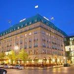 Adlon hotel in Berlijn