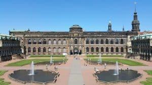 Zwinger palast Dresden