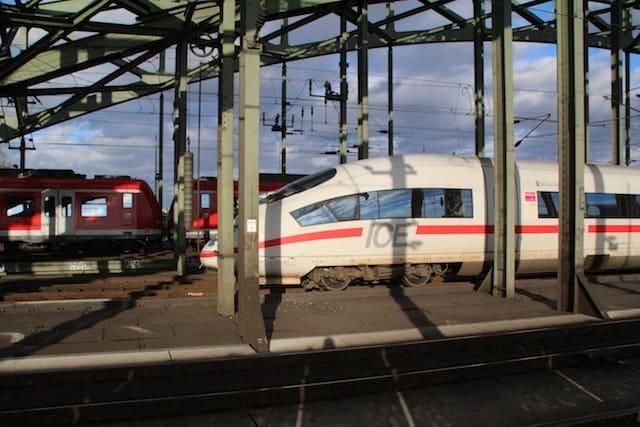 Corona Update: De treinen naar Duitsland rijden weer