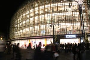 Winkelen in het centrum van Keulen