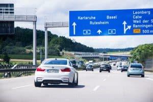 benzine en brandstof in Duitsland