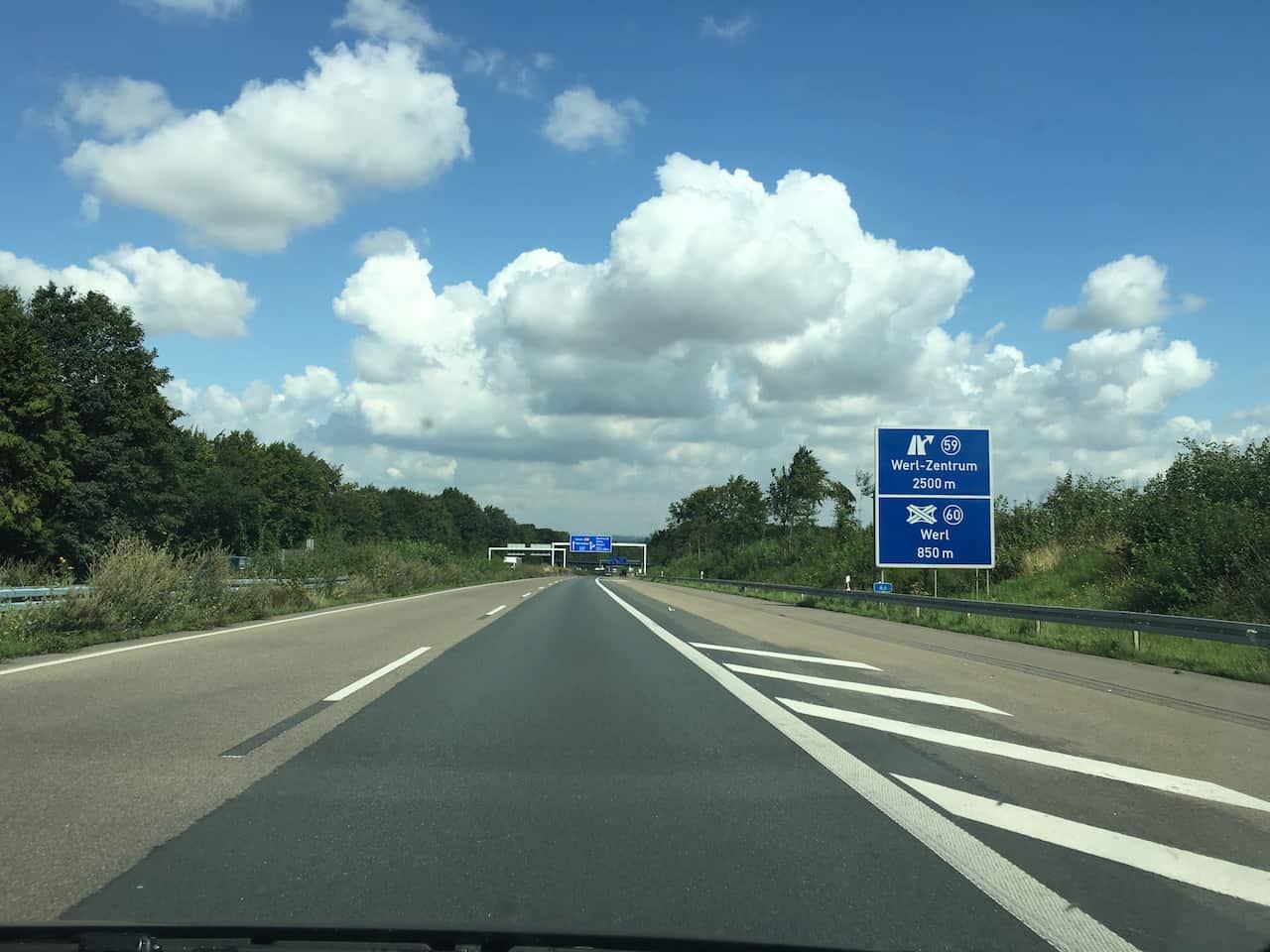 Autobahnen In Duitsland Informatie En Veiligheid Alles