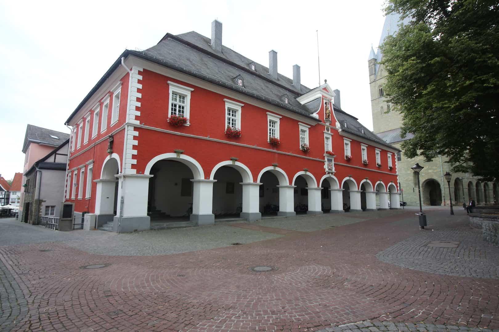 Binnenstad Soest Sauerland