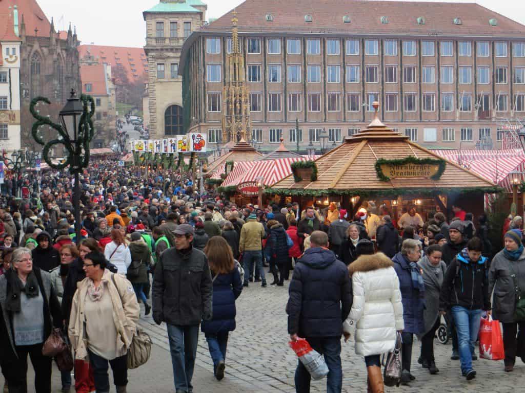 Kerstmarkt Nürnberg