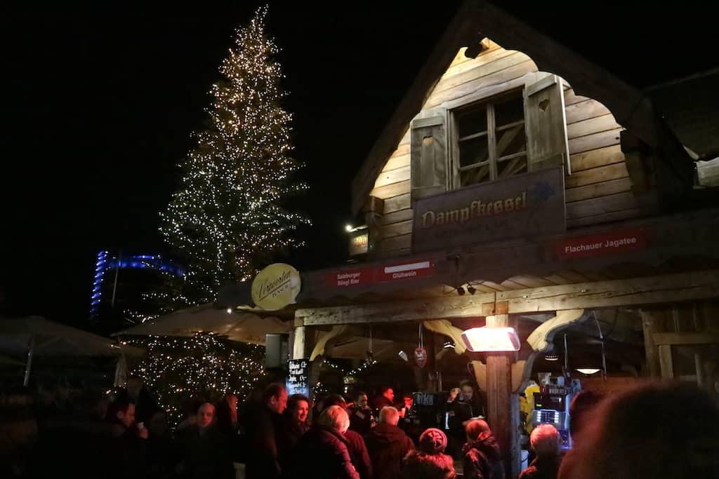 Kerstmarkt centro