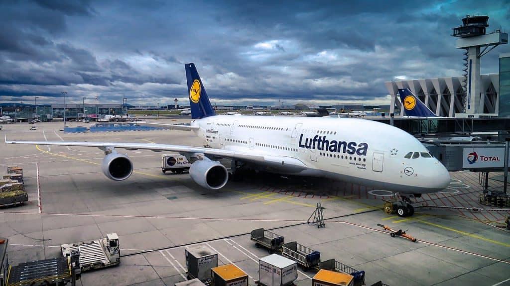 Vliegen vanuit Duitsland
