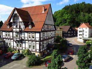 Goslar Unesco stad