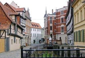 Quedlinburg binnenstad