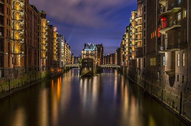 Hamburg Duitsland steden