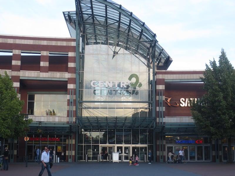 Centro Oberhausen Koopzondag