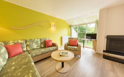 Center Parcs Hoch Sauerland vernieuwd in hoog tempo de Cottages