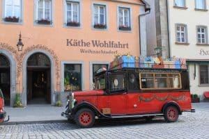Kerstmuseum Kathe Wolfahrt