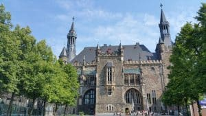 Historisch Rathaus Aachen
