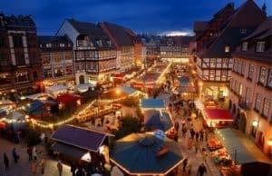 Kerstmarkt Quedlinburg