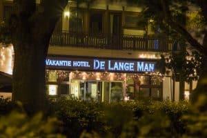 Hotel lange man in Monschau