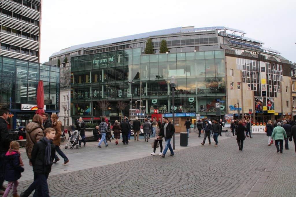 Winkelen in Aachen