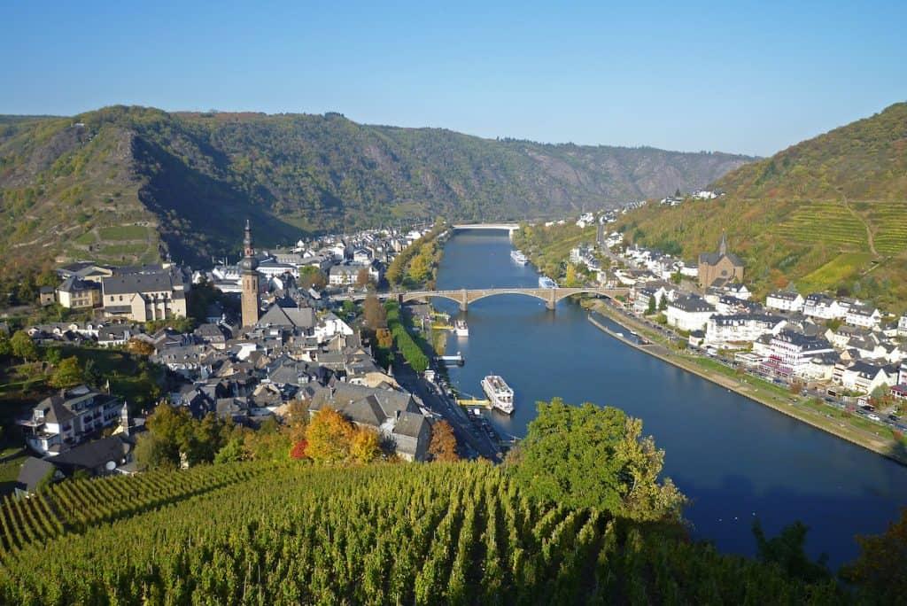 De Eifel in Duitsland