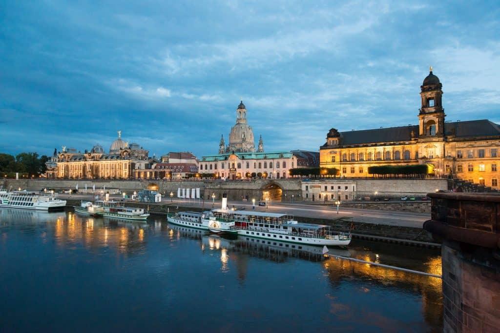 Dresden Brulsche terrassen