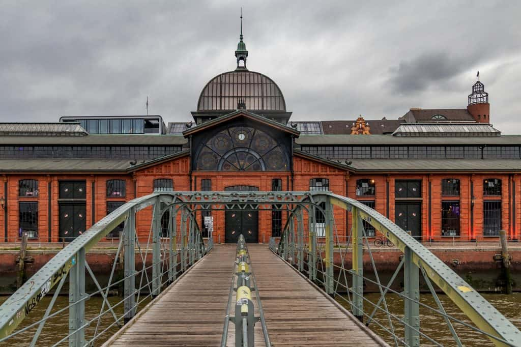 Hamburg vismarkt