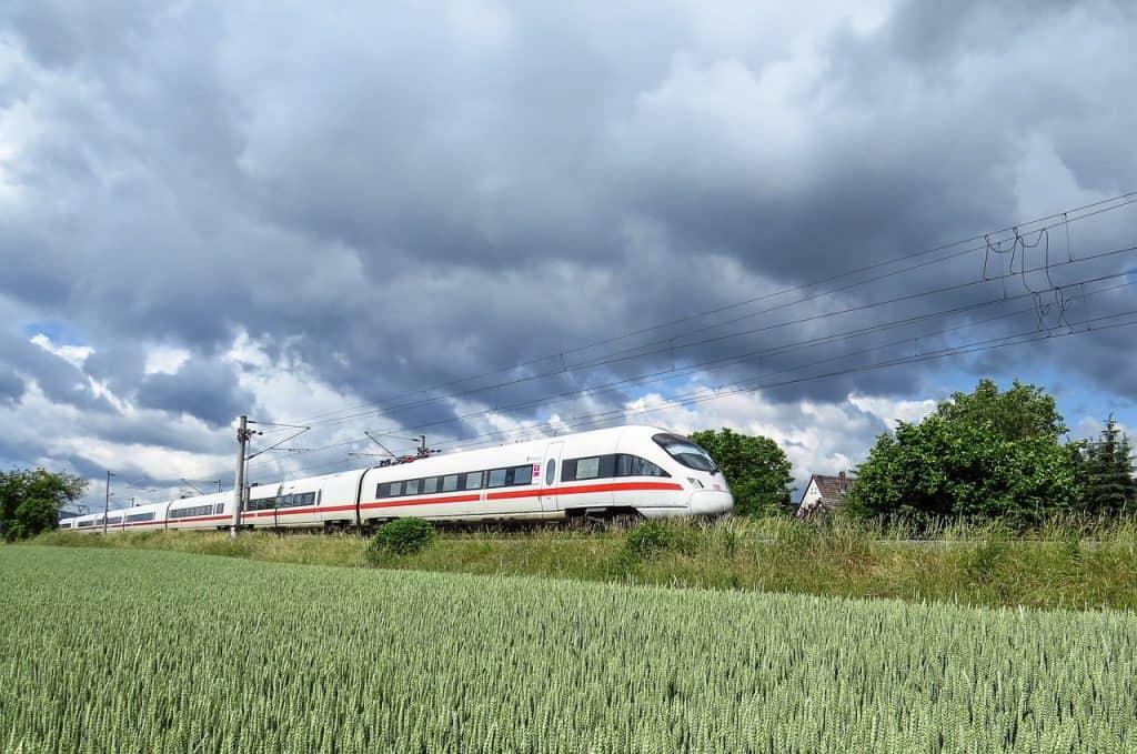 Hogesnelheidstreinen in Duitsland