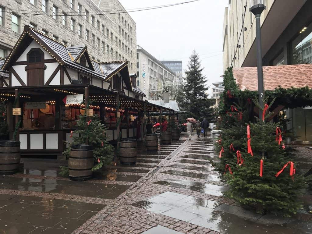 Kerstmarkten in Essen