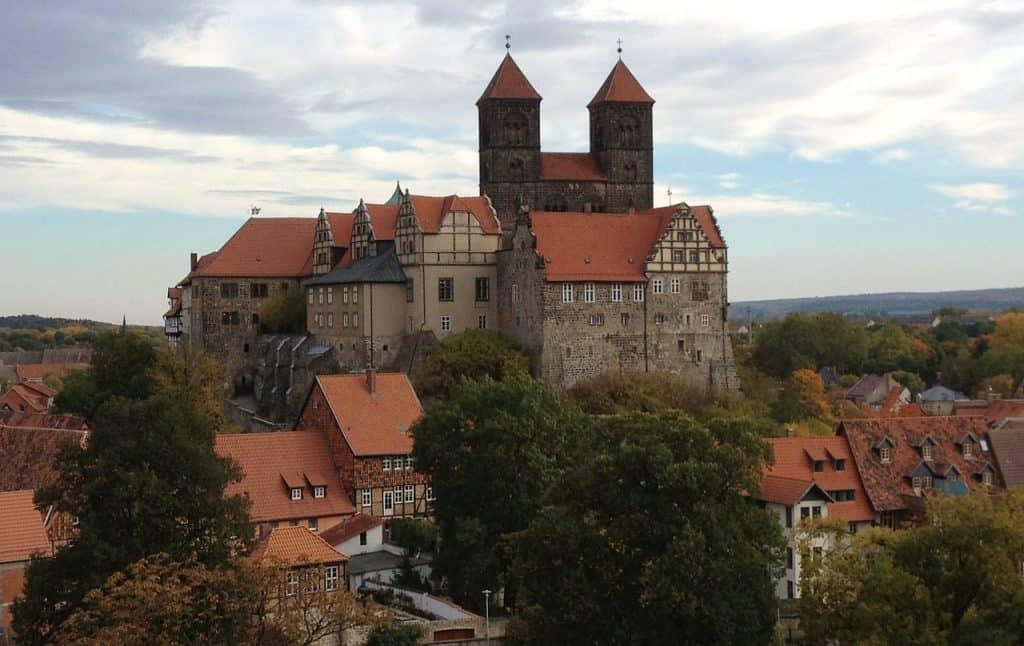 Quedlinburg burcht
