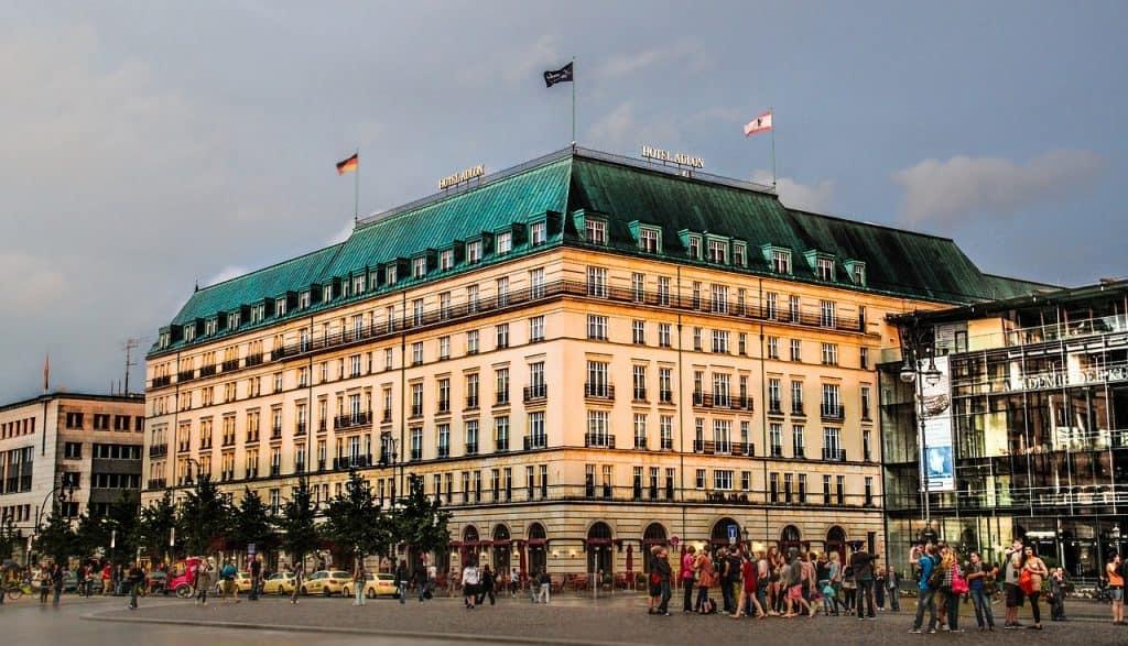 Luxe hotels in Berlijn