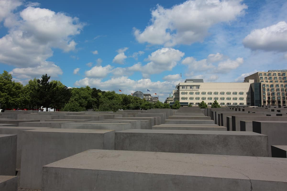 Berlijn Holocaust monument